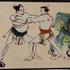Samurai Wrestlers